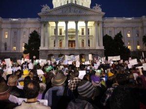 Sacramento rally