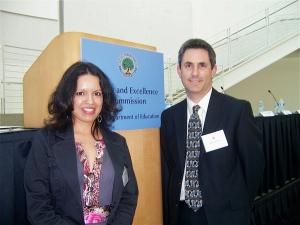 Martha Infante, David Cohen, 4/21/11