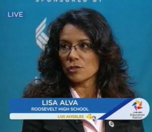 Lisa Alva
