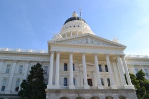 CA Capitol Building