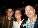 David Cohen, Lori Nazareno, and Barnett Berry (NBPTS Conference, Atlanta, 2009)