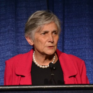 Diane Ravitch (Jan. 2012; photo by the author)