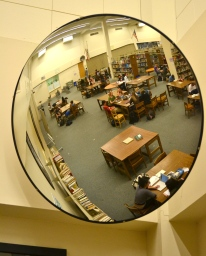 library mirror
